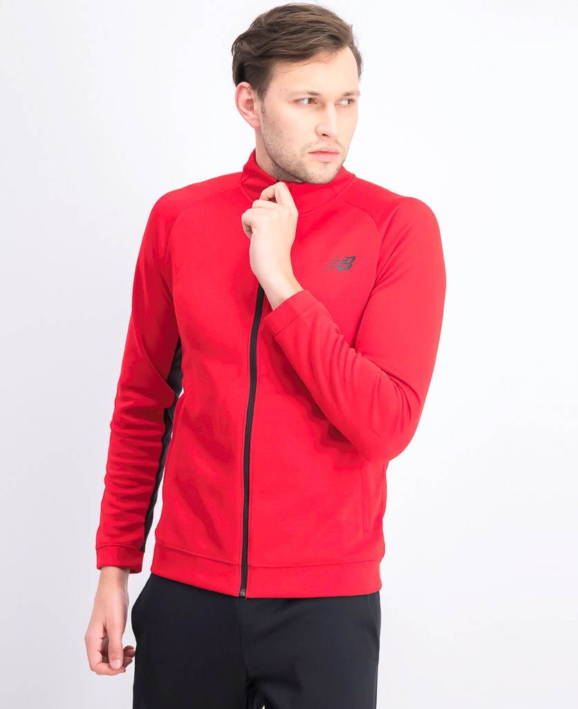 Men's Tenancity Knit Jacket, Red