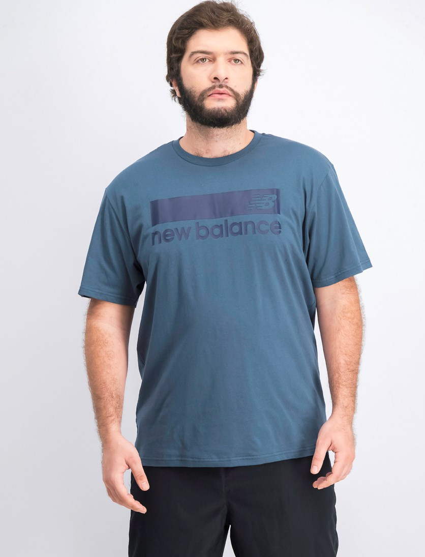 Men's Crew Neck Shirt, Teal