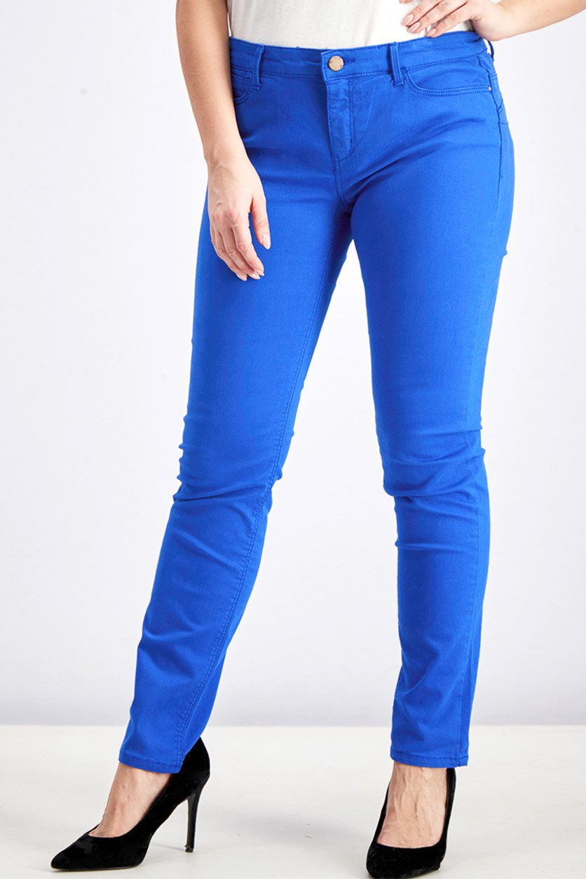 Women's Push Up Jeans, Blue