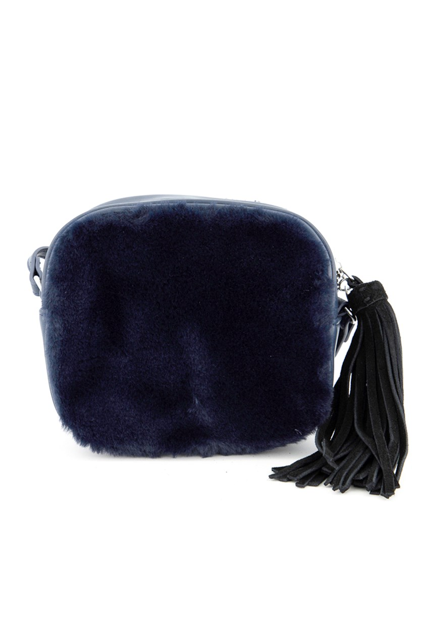 Women's Otp Mini Camera Bag, Navy