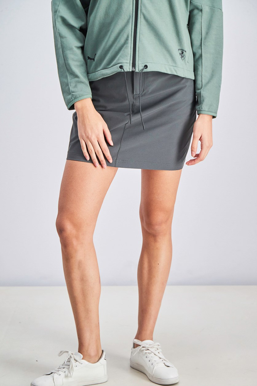 Women's Adventurer Skirt, Dark Smoke