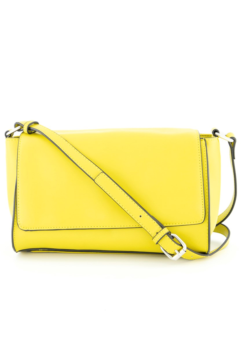 Women's Chloe Cross Body Bags, Citron