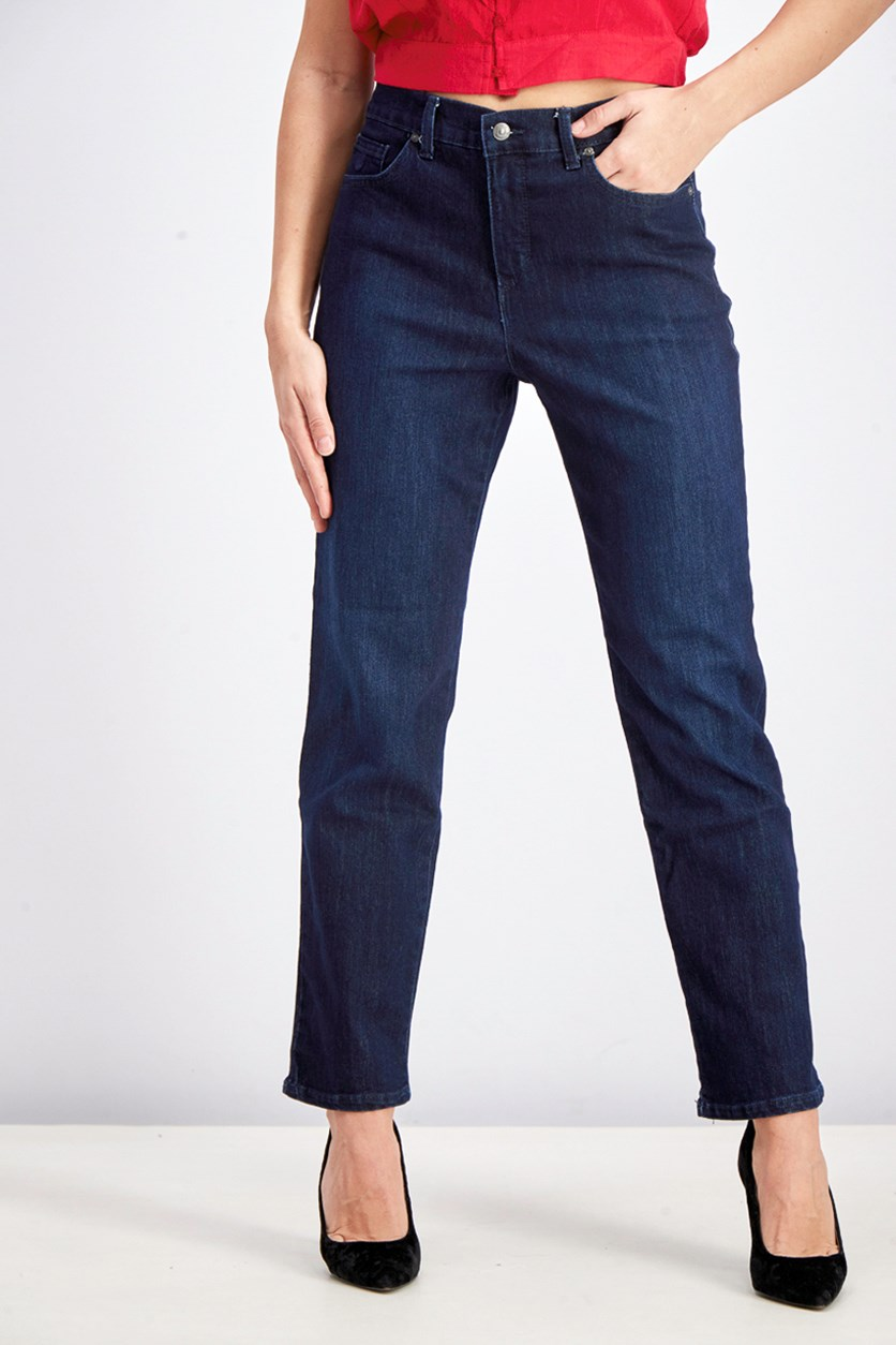 Women's Classic Tapered Amanda Jean, Washed