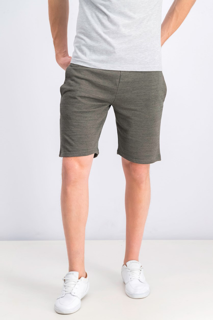 Rebel Star Men's Casual Short, Olive