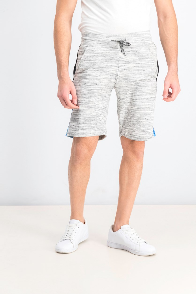 Men's Camo Side Short, Grey