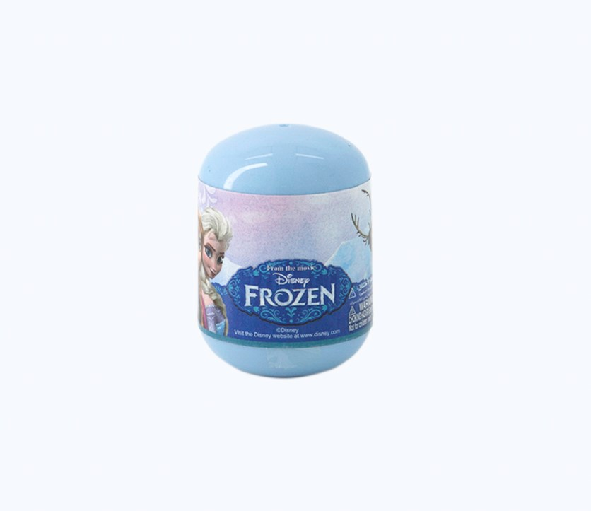 Disney Frozen Blind Pack Capsules With Suprise Figure, Blue