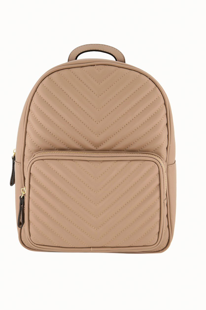 Women's Amelia Backpack, Taupe