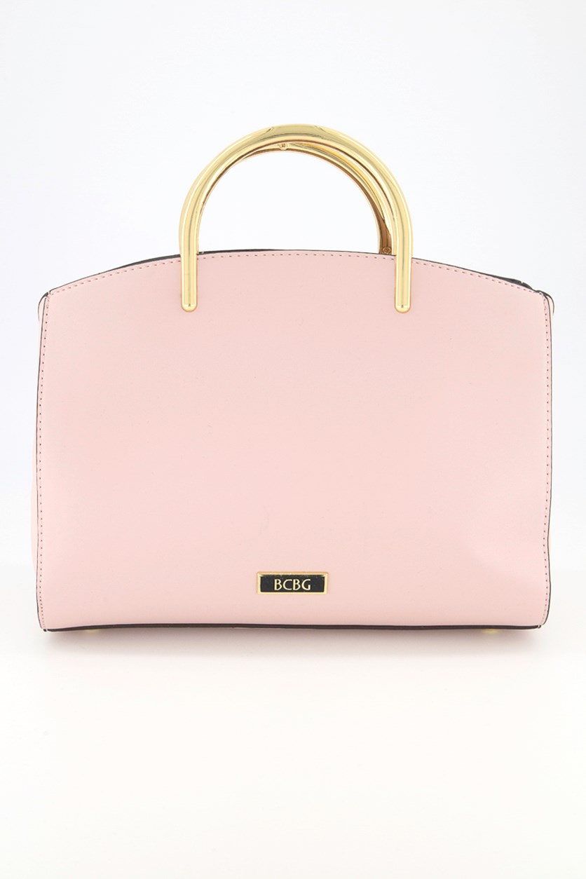 Women's Elyse Satchel, Blush