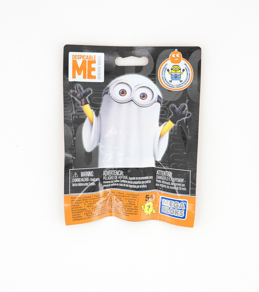 Halloween Vehicle Blind Packs, Orange/Black/White