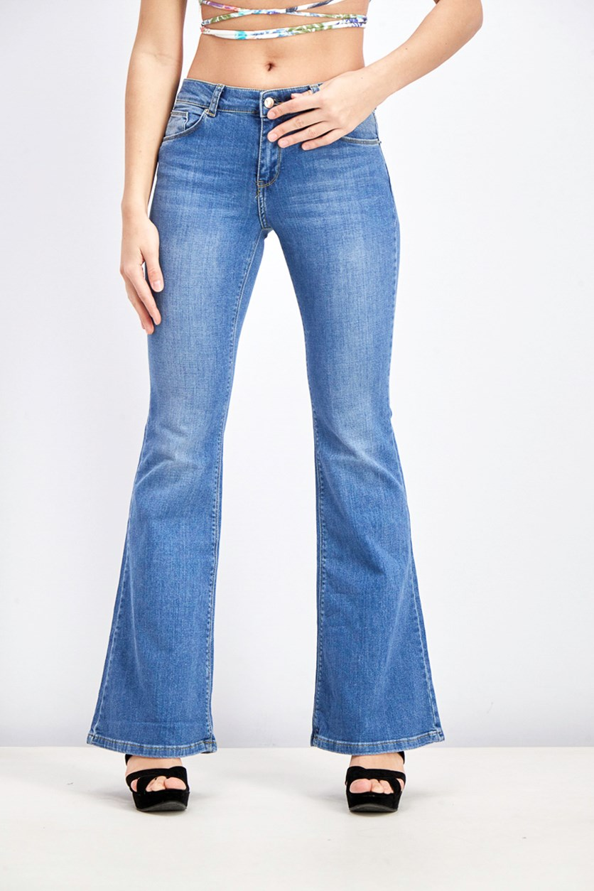 Women's Denim Jean's, Blue