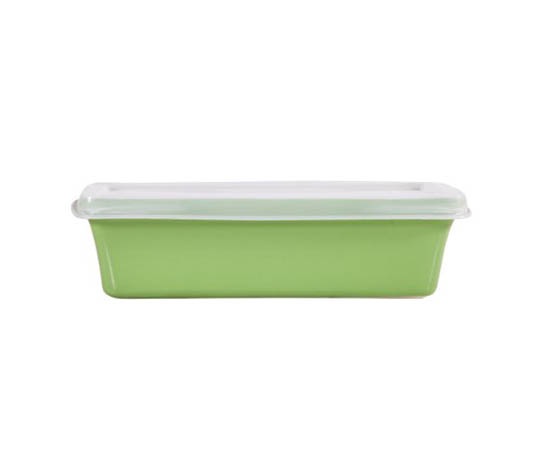 Home Essentials Lime Baker With Lid, Green