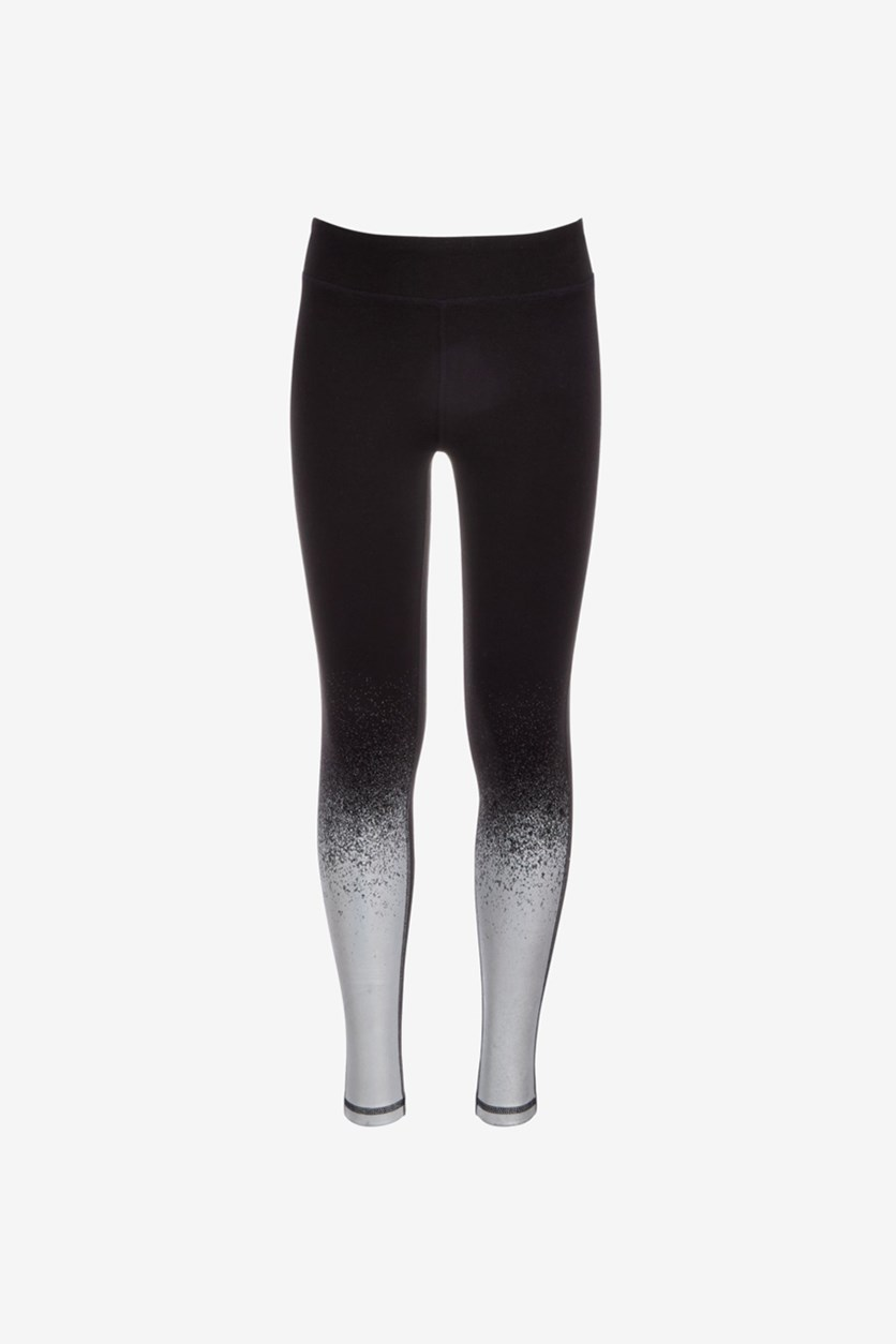 Big Girls Leggings, Black
