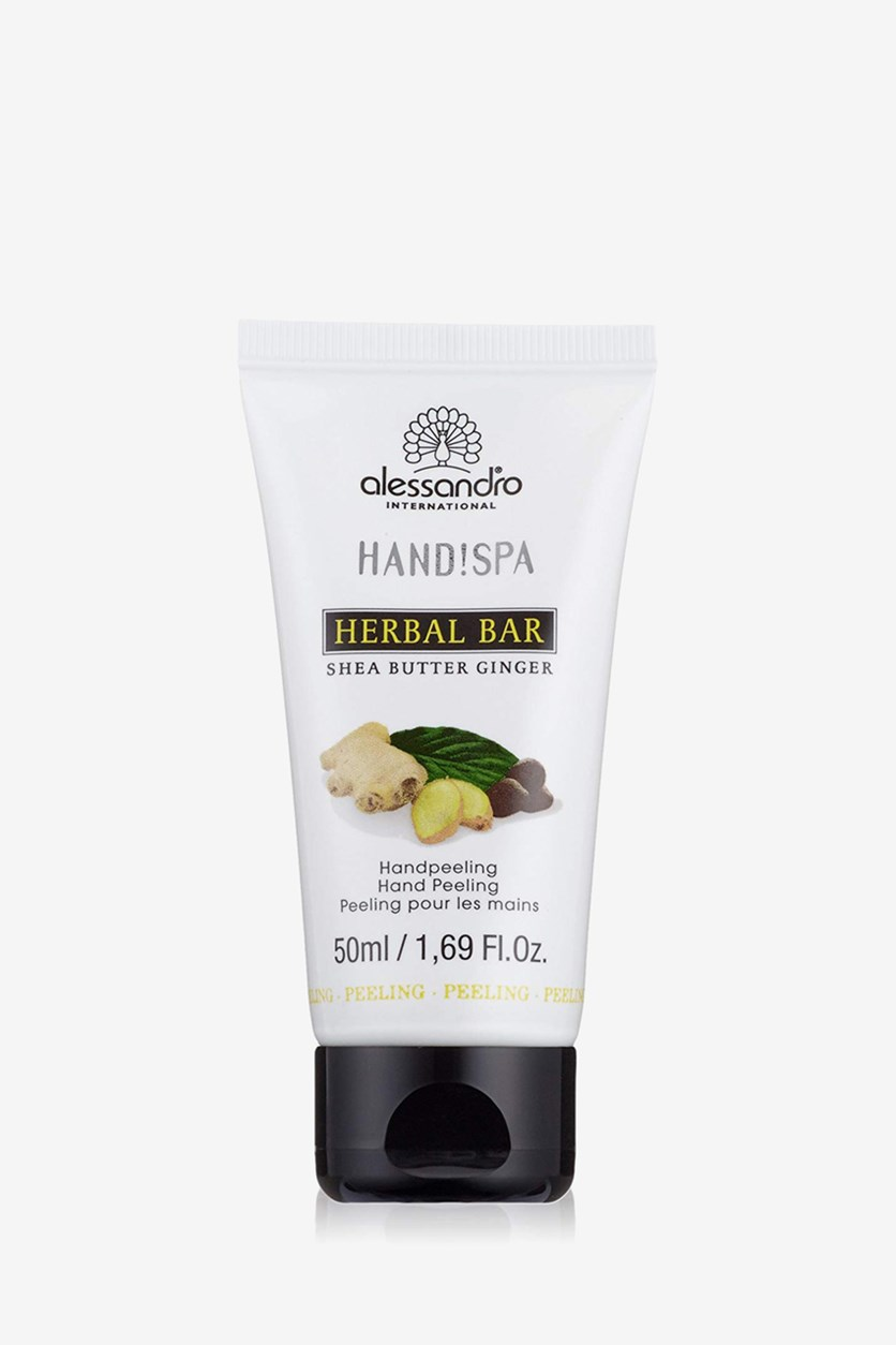 Herbal Bar Handpeeling Sheabutter/Ginger, 50ml