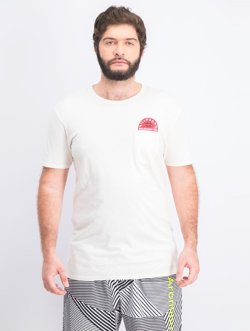 Men's Shoreman Tee, Vapour