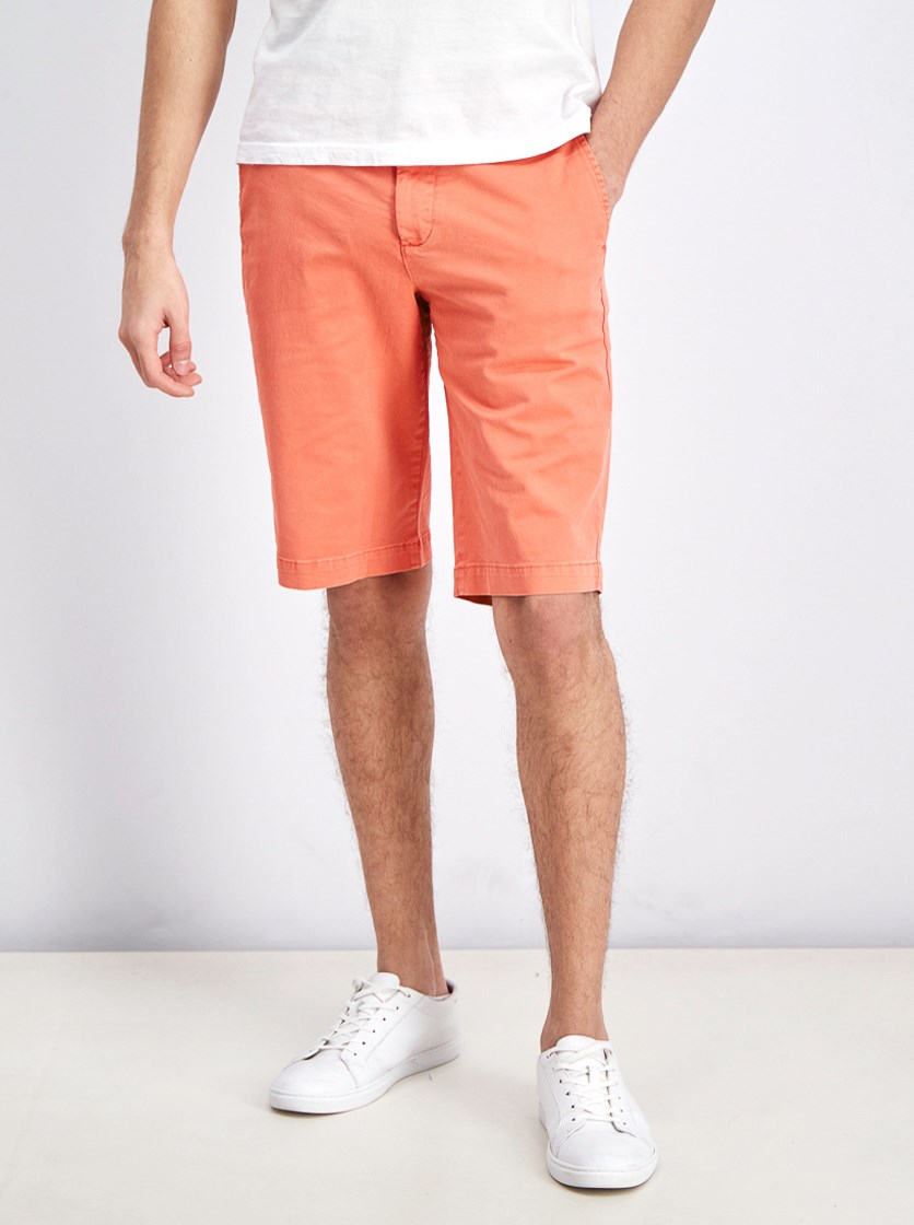Men's Basic Short, Coral