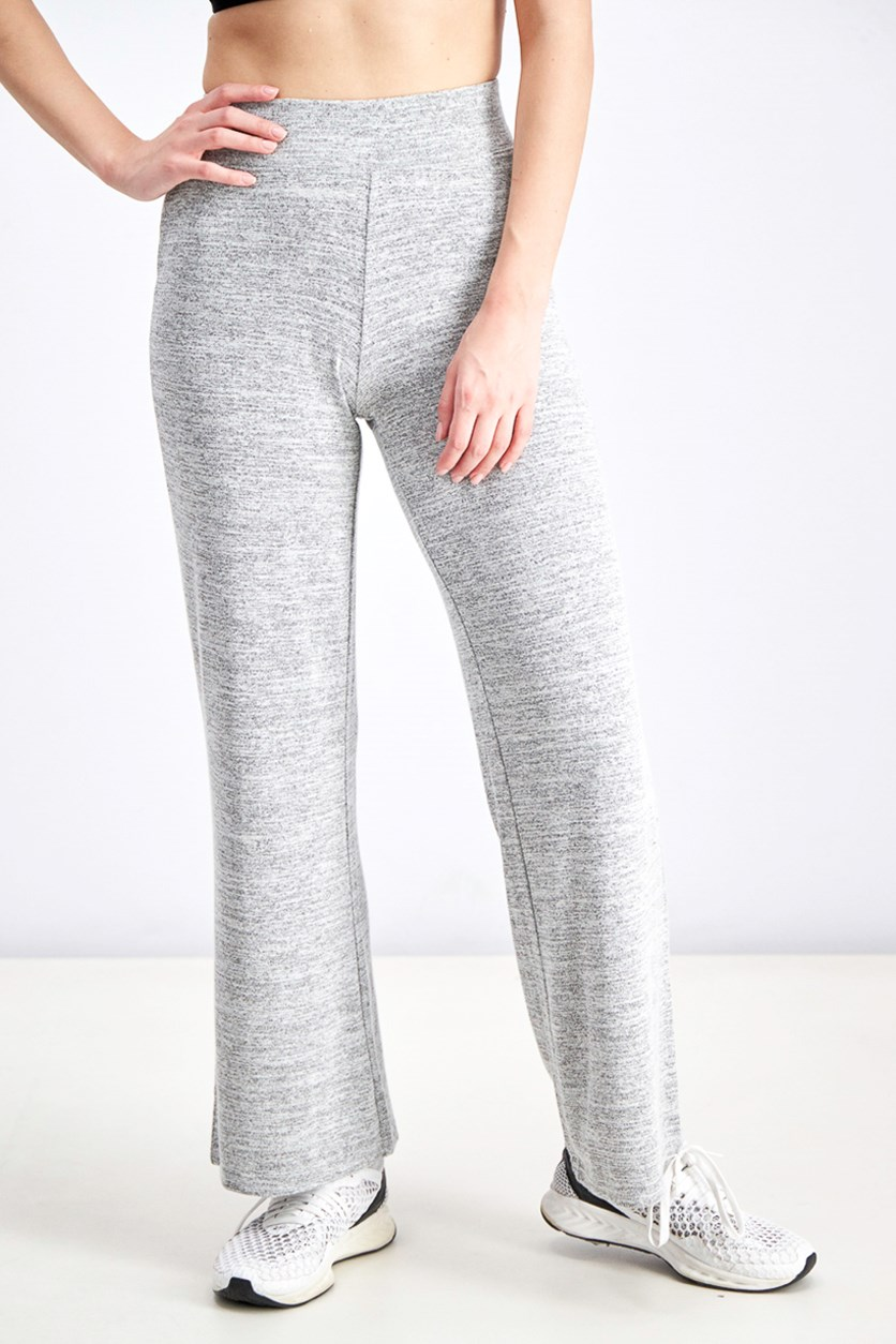 Women's Wide Leg Pants, Gray