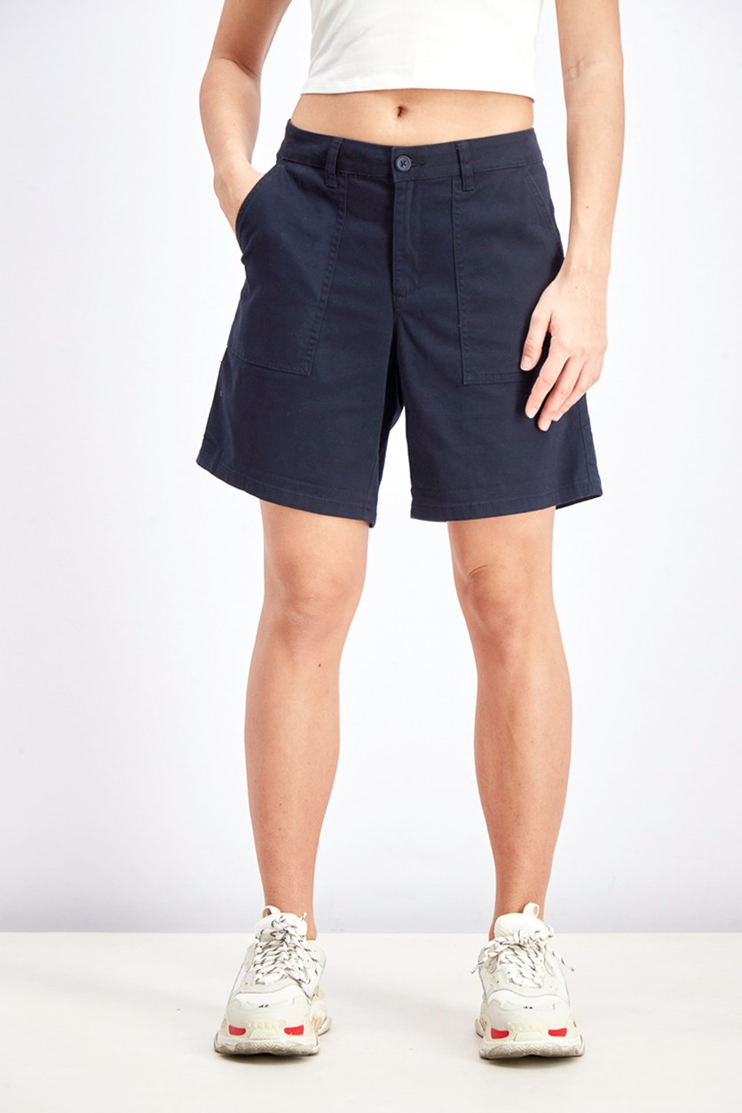 Women's Utility Short, Navy Blue