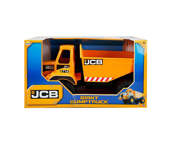 JCB Giant Dumptruck, Yellow