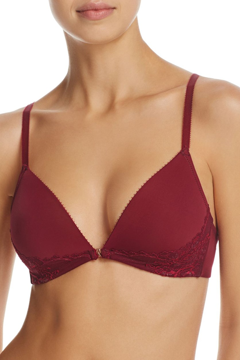 Women's Soiree Multi-Way Wireless Bra, Granet