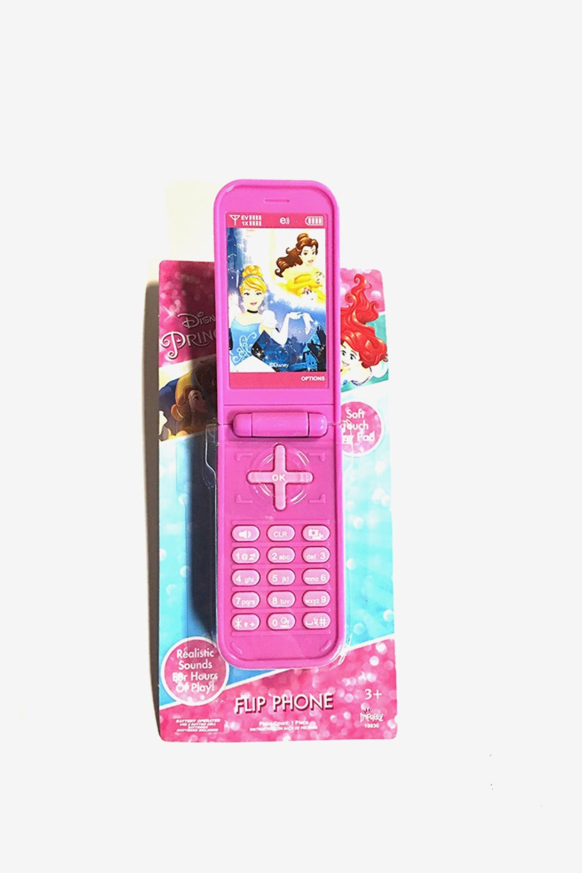 Disney Princess Flip Phone, Purple Combo