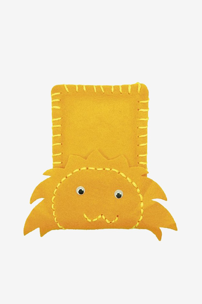 Edu Play Felt Bag Kit Small Lion, Orange