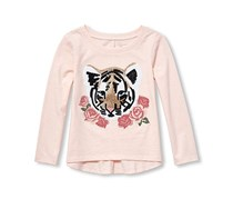 Toddler Girl's Top, Pink
