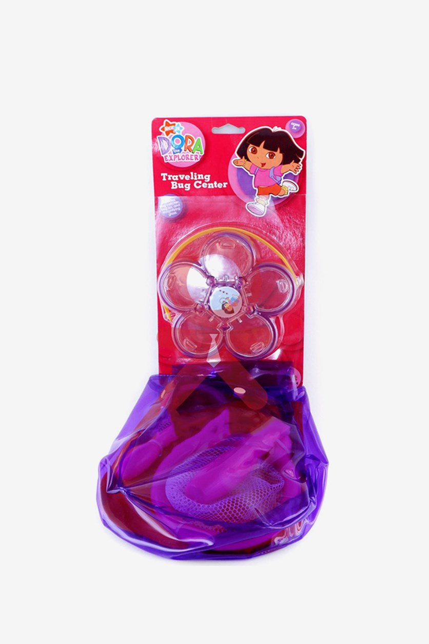 Dora The Explorer Cute Travelling Bug Center, Purple/Pink