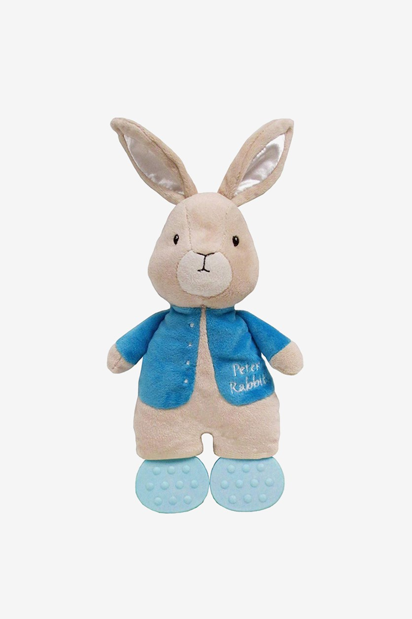 Peter Rabbit Cuddle Pal, Beige/Blue