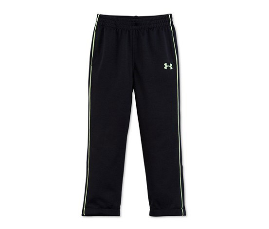 Under Armour Little Boy's  Mid weight Champ Pants, Black
