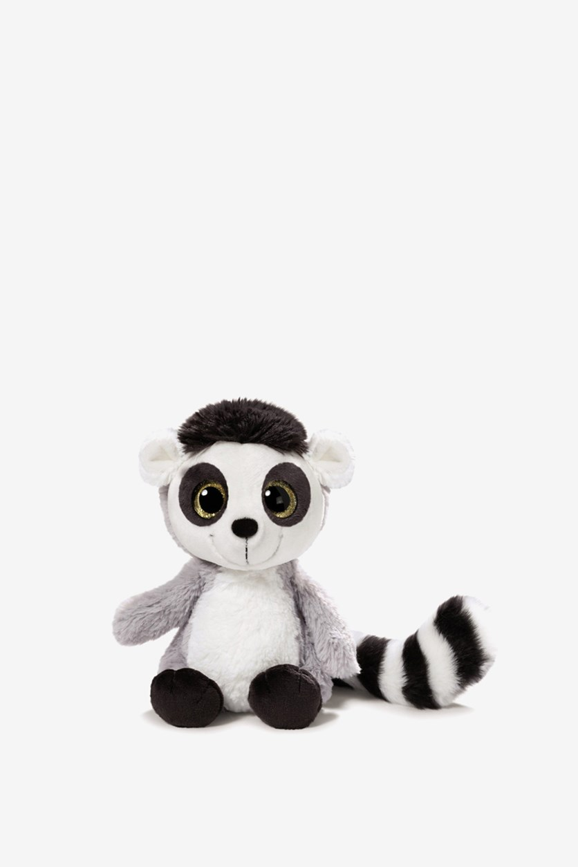 Lemur Bingo-Ingo Stuffed toys, Grey/White