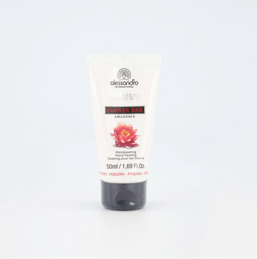 Hands Spa Flower Bar Hand Peeling Amazonia, 50 ml