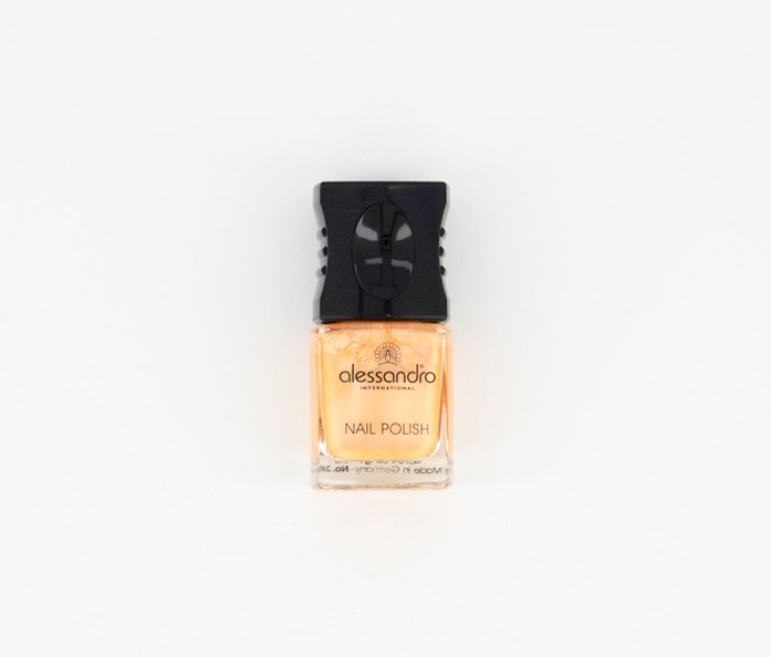 Nail Polish Nagellack No.360 10 ml, Light Orange