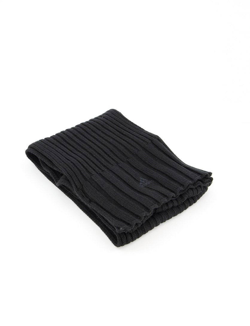Women's ESS Scarf, Black