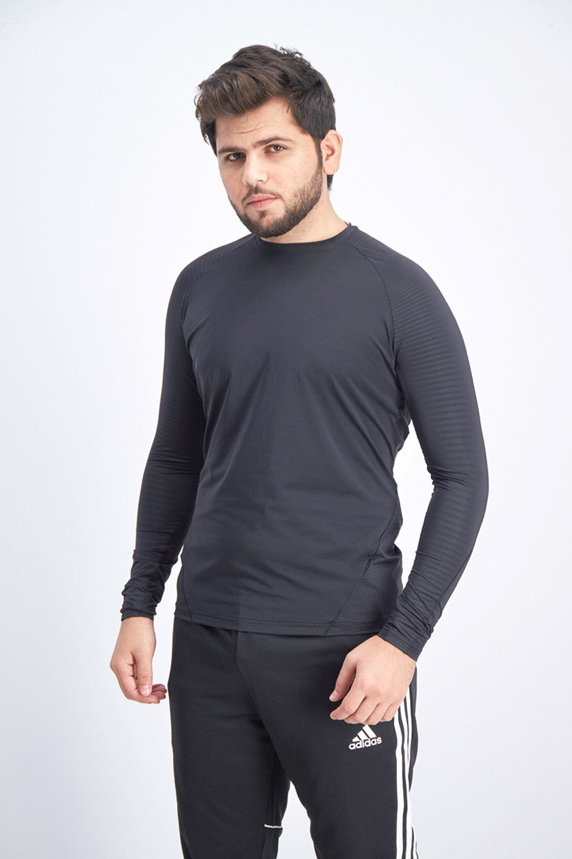 Men's Alphaskin Tech Tee, Black