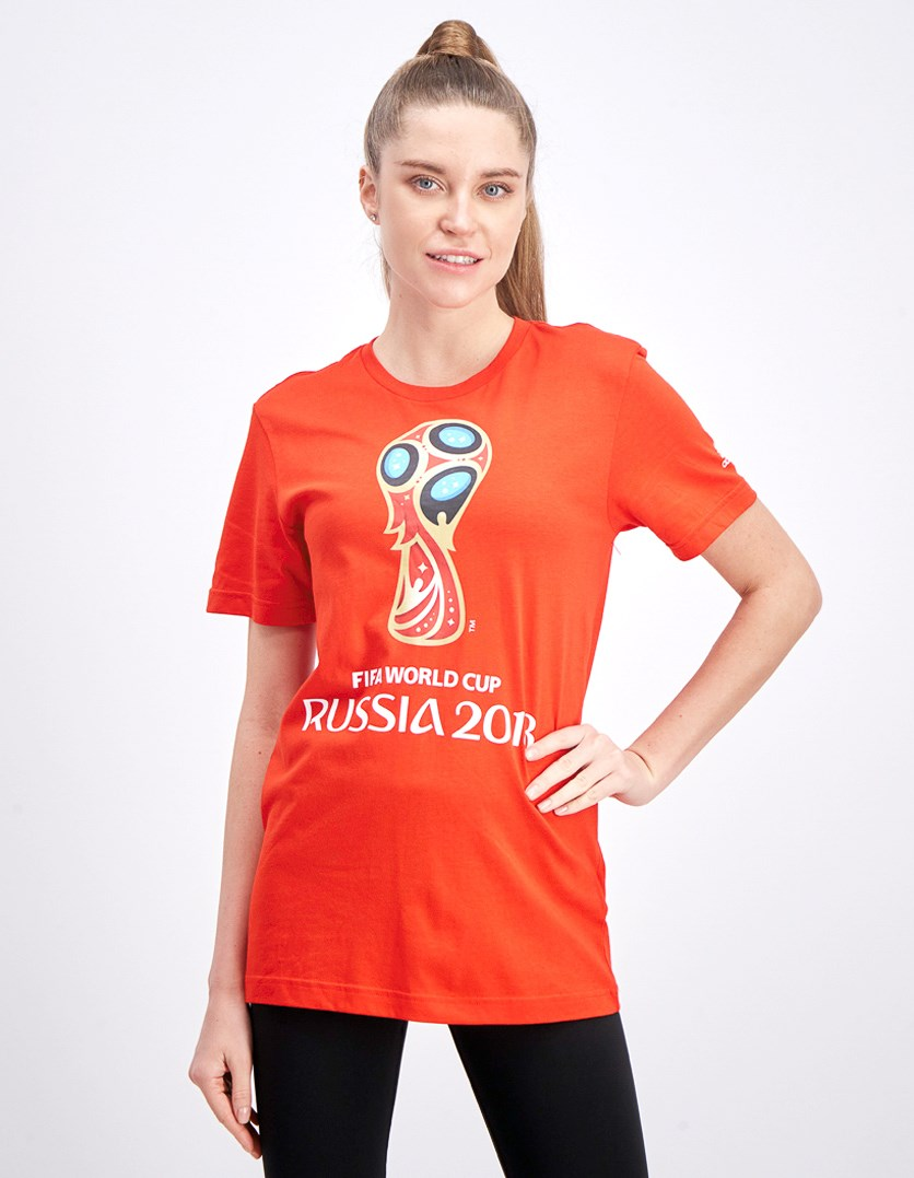 Women's FIFA World Cup Emblem Tee, Red