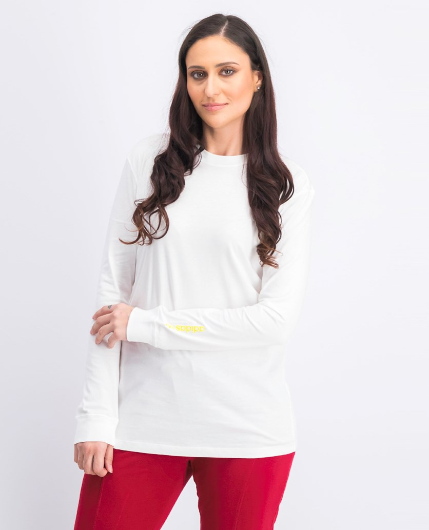 Women's Long Sleeve T-shirt, White