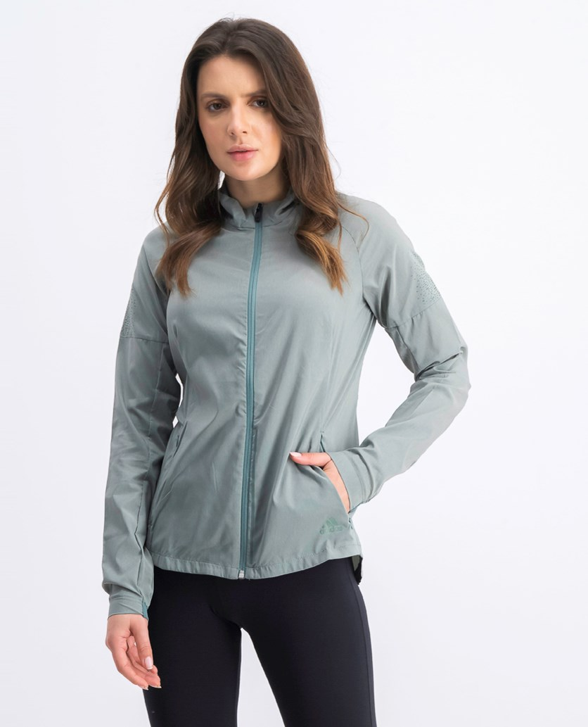 Women's Supernova Jacket, Light Green