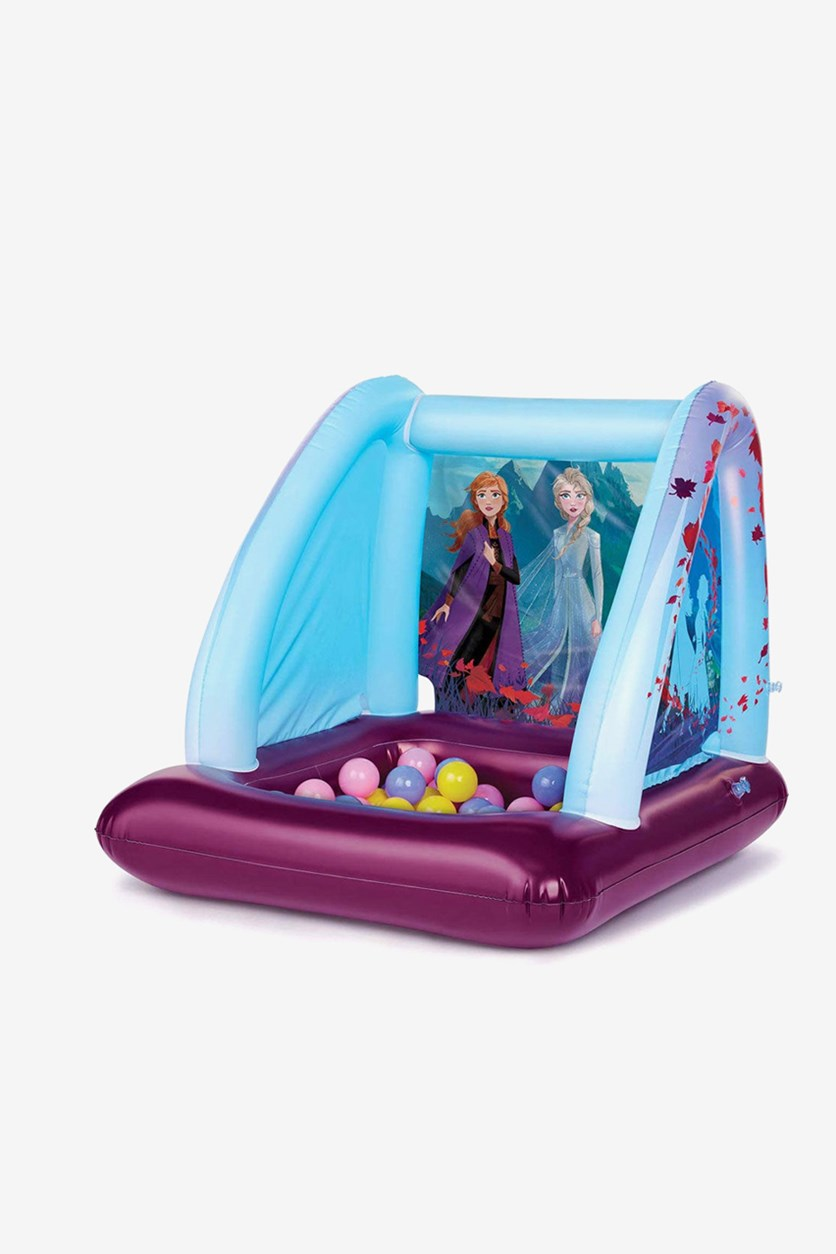 Disney Frozen 2 Playland Ball Pit With 15 Balls, Purple/Blue Combo