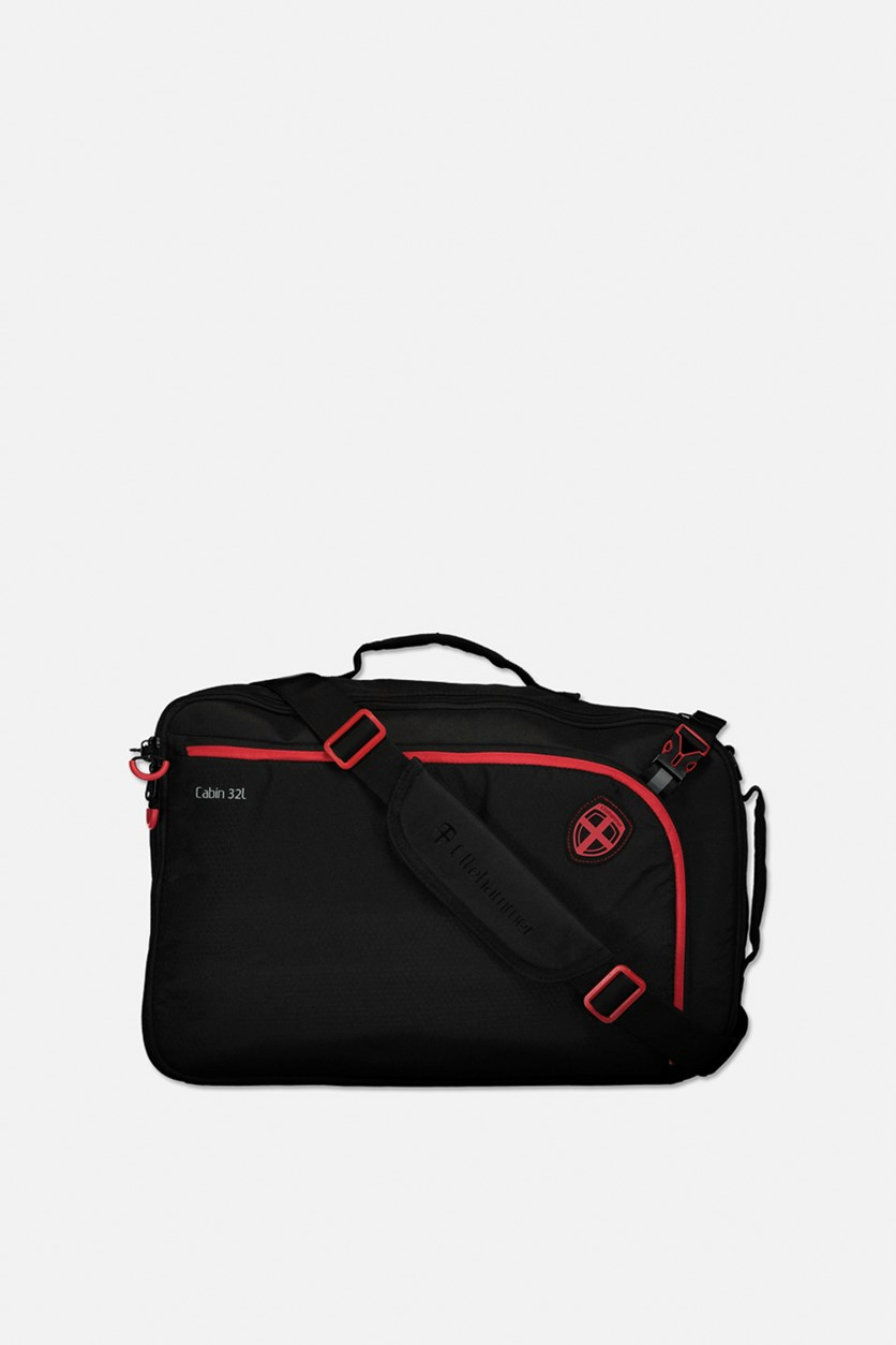 Urban Explorer  Multi Carry Cabin Bag, Black