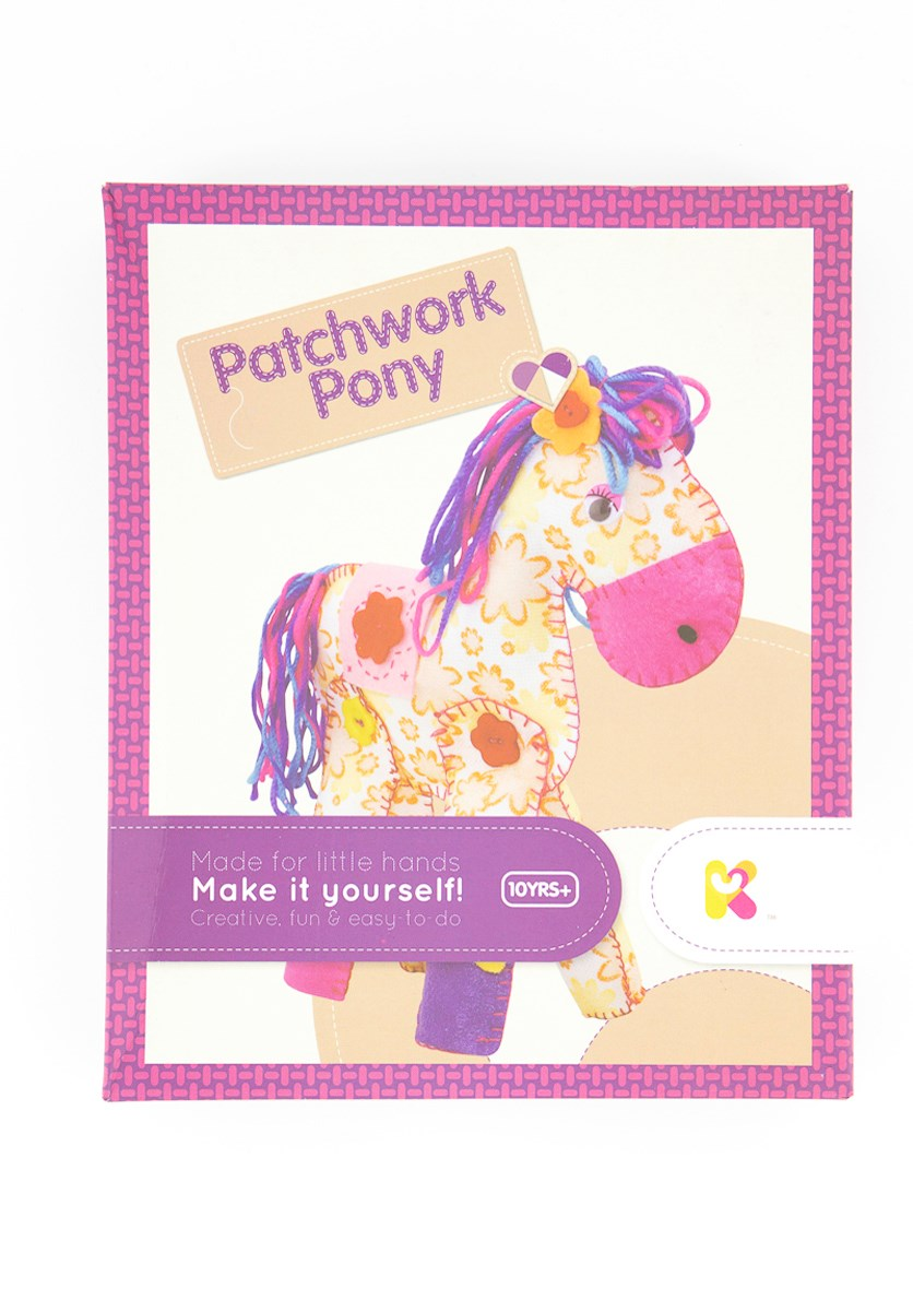 Patchwork Pony, Pink Combo