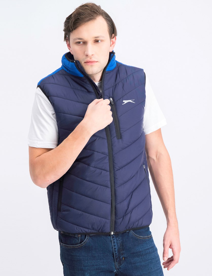 Men's Bruce Gilet, Midnight Navy