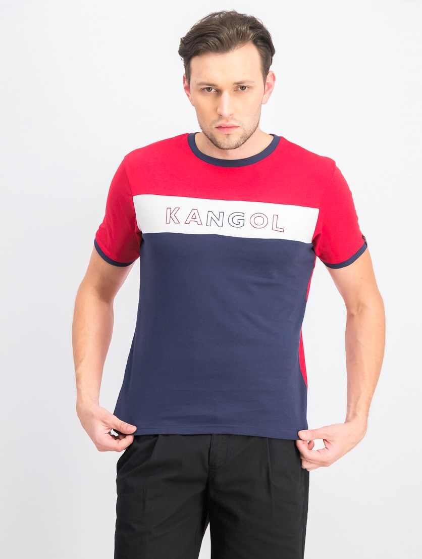 Men's Fitton Short Sleeve T-Shirt, Chilli Red