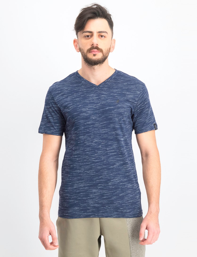 Men's Lucian V- Neck T-Shirt, Navy