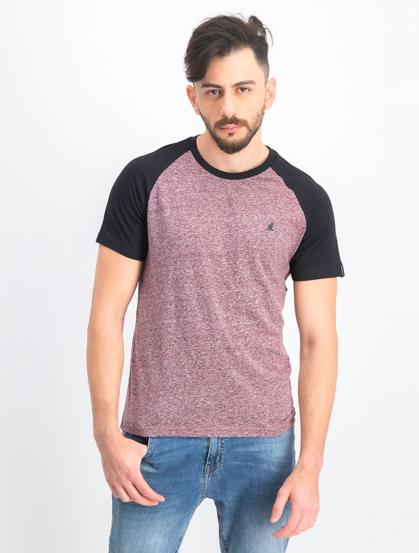Men's Nile Short Sleeve T-Shirt, Port Rorale