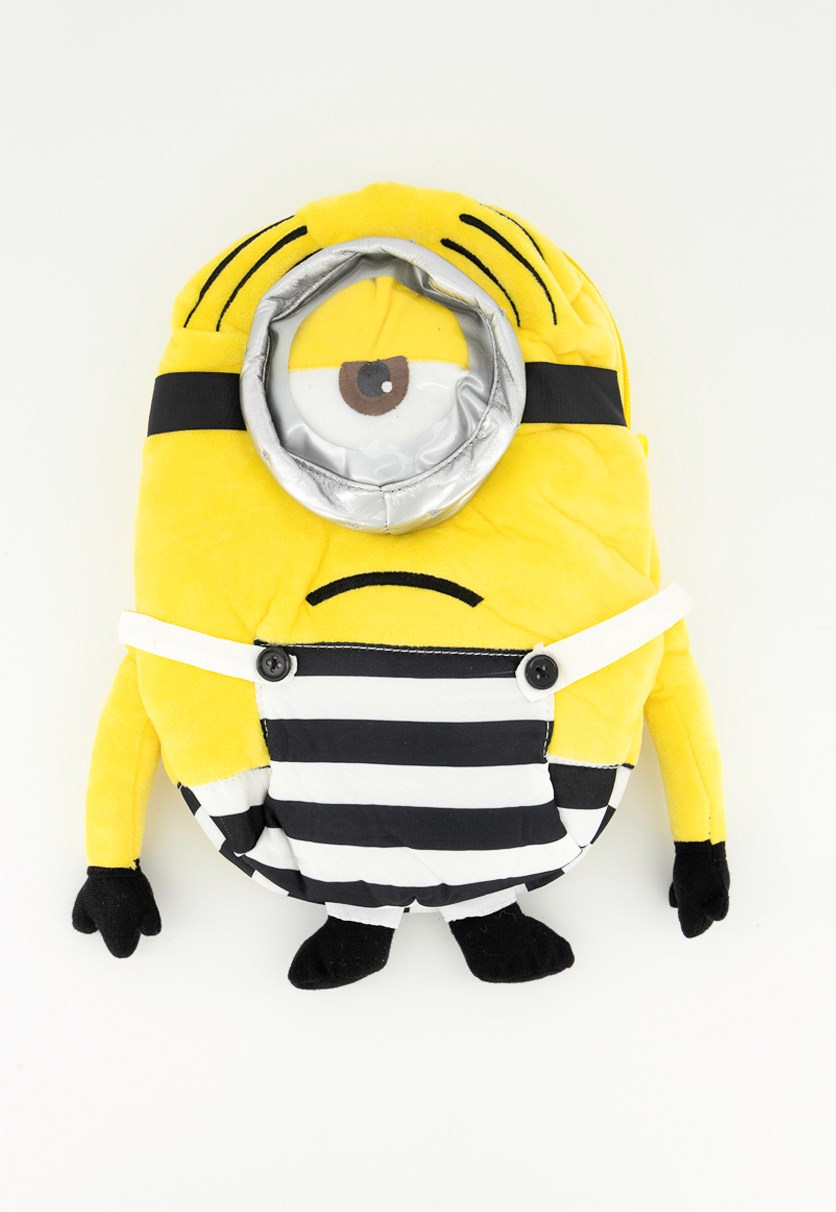 Despicable Me 3 Minion Backpack, Yellow/White/Black