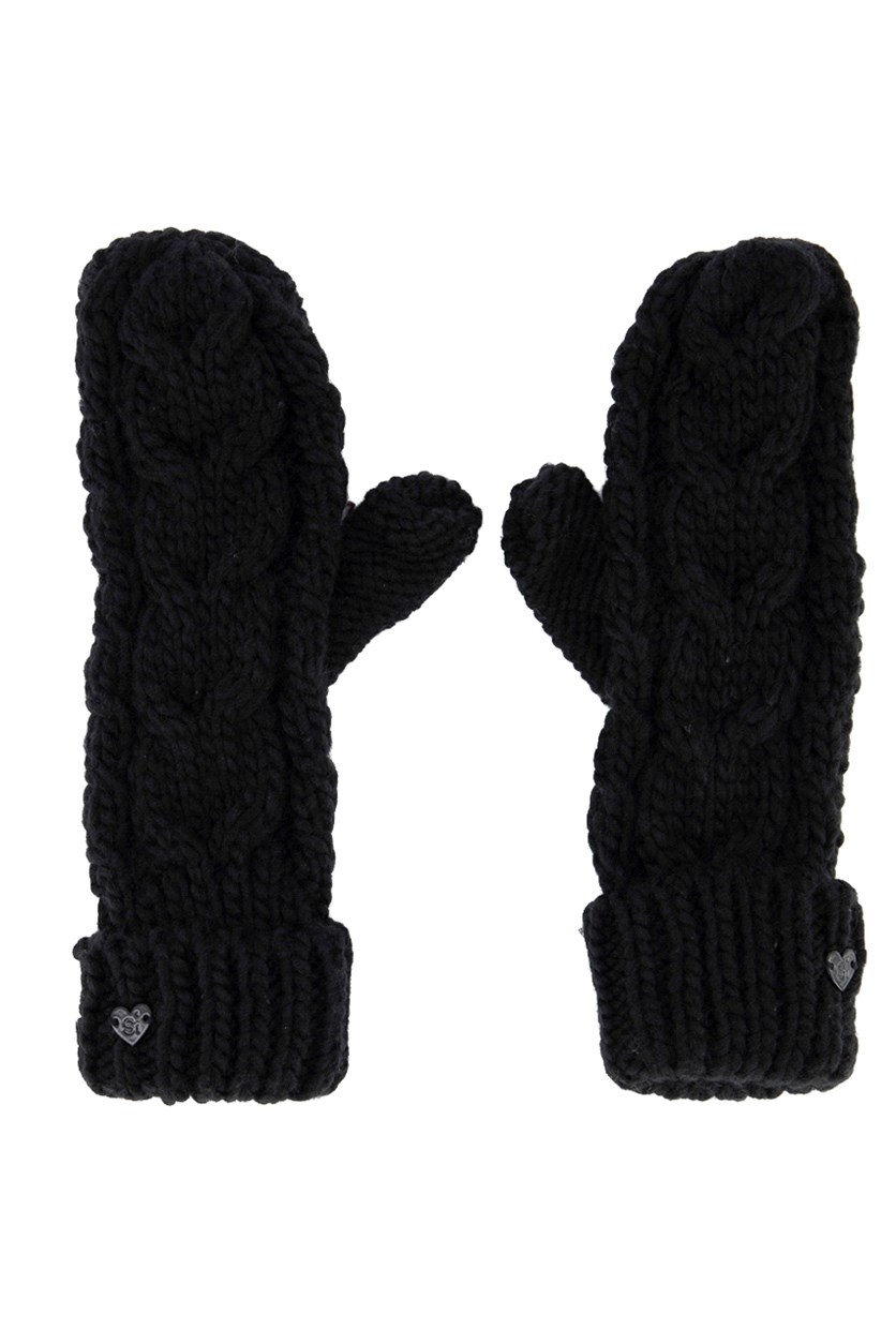 Ladies Gloves, Black