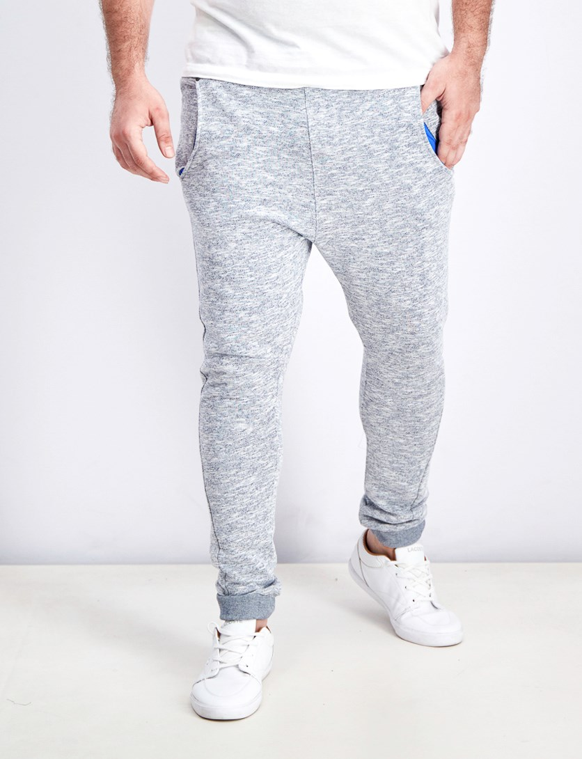 Men's Trouser, Heather Gray