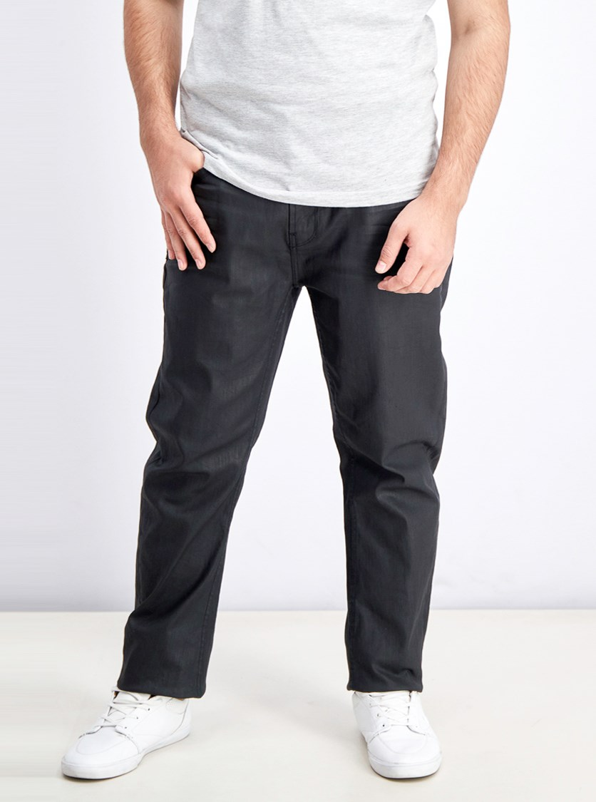 Men's Comfort Pants, Black