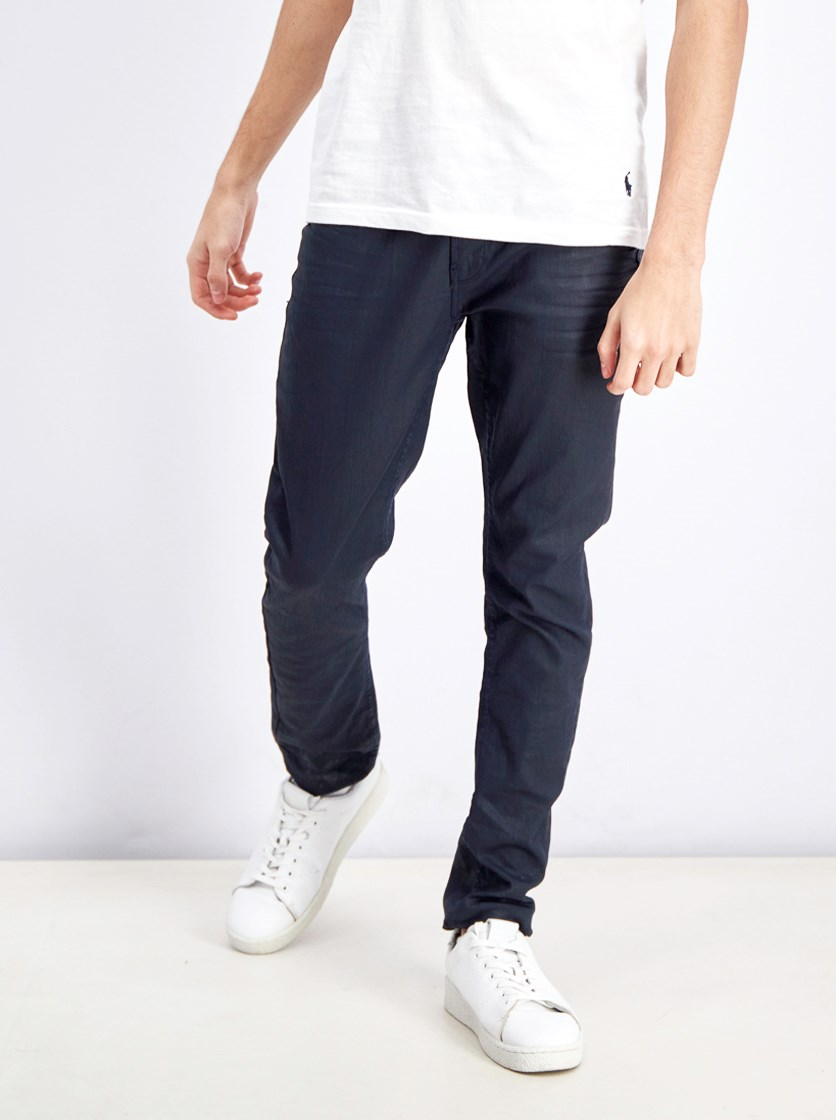Men's Comfort Pants, Dark Navy