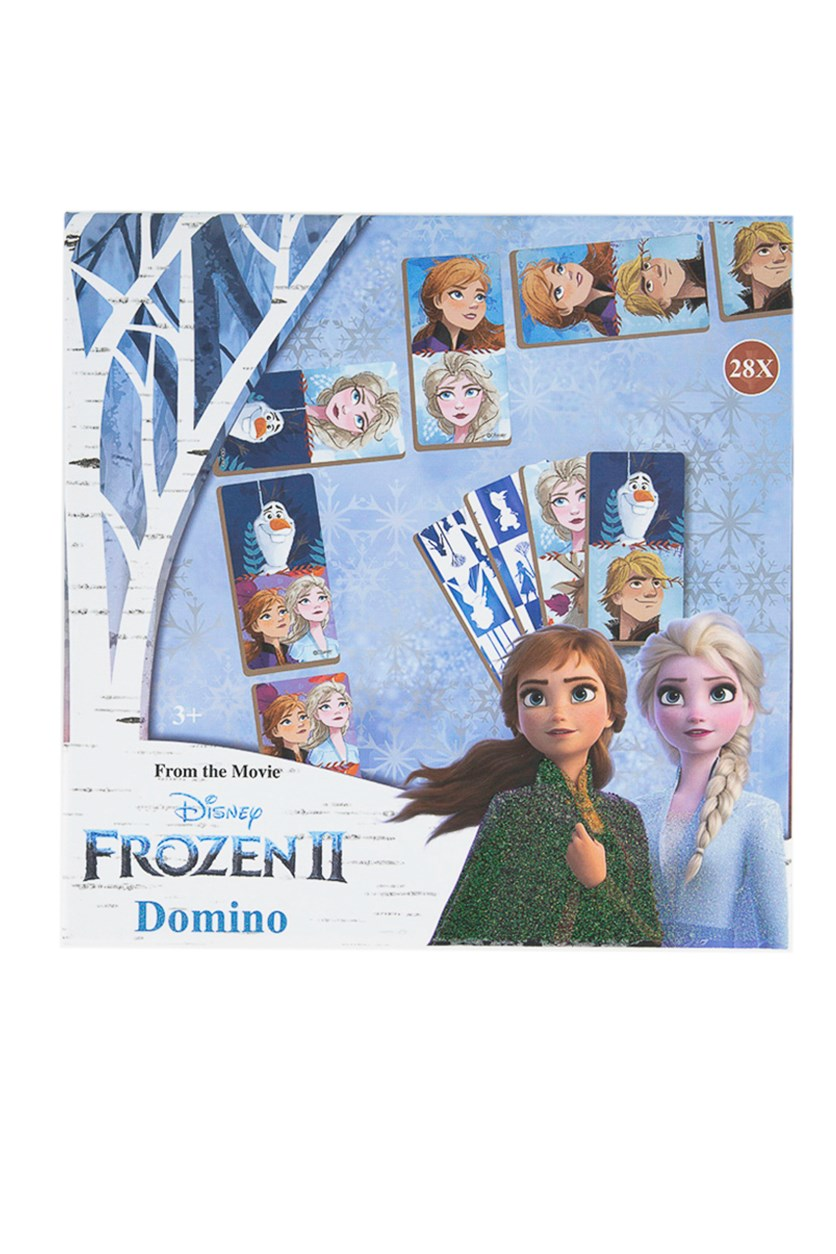 Frozen Domino Set, Blue/Green